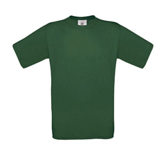 B&C Exact 150 T-Shirt - Bottle Green