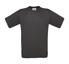 B&C Exact 150 T-Shirt - Dark Grey