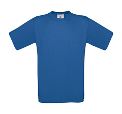 B&C Exact 150 T-Shirt - Royal Blue