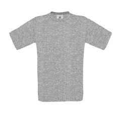 B&C Exact 150 T-Shirt - Sports Grey