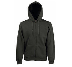 Classic Hooded Zipper