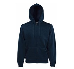 Premium Hooded Zipper