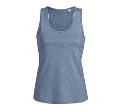 Stella Dreams Frauen Tank Top - Mid Heather Blue
