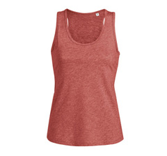 Stella Dreams Frauen Tank Top - Mid Heather Red