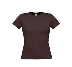 Women Only T-Shirt - Braun