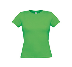 Women Only T-Shirt - Real Green